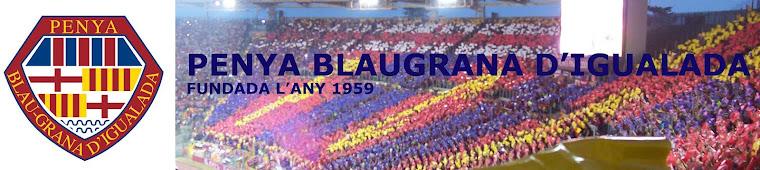 Penya Blaugrana d'Igualada