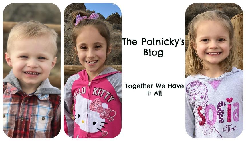 The Polnicky's Blog