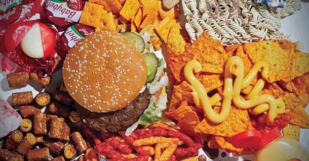 Não deixe que a junk food afete o seu cérebro