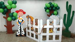 rincon de regalos fiesta toy story