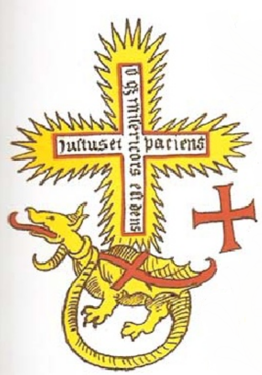 antico stemma dell'ordine