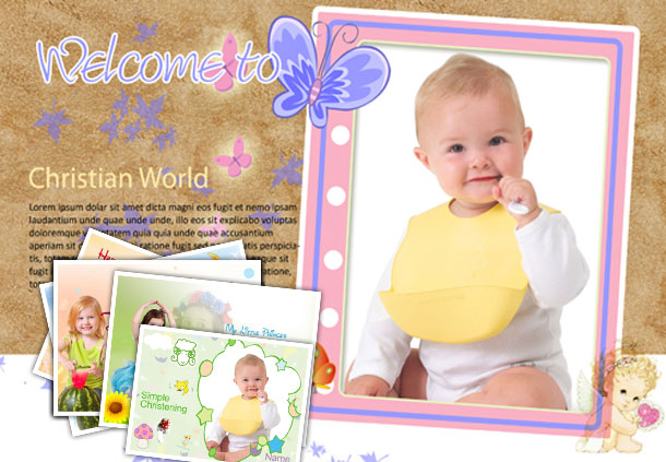 ... premium psd files tarpaulin kiddy occasional tarpaulin design psd