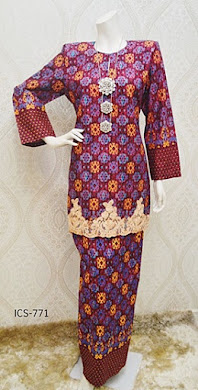 Exclusive Edition - Impiana Calista Songket (ICS Series)