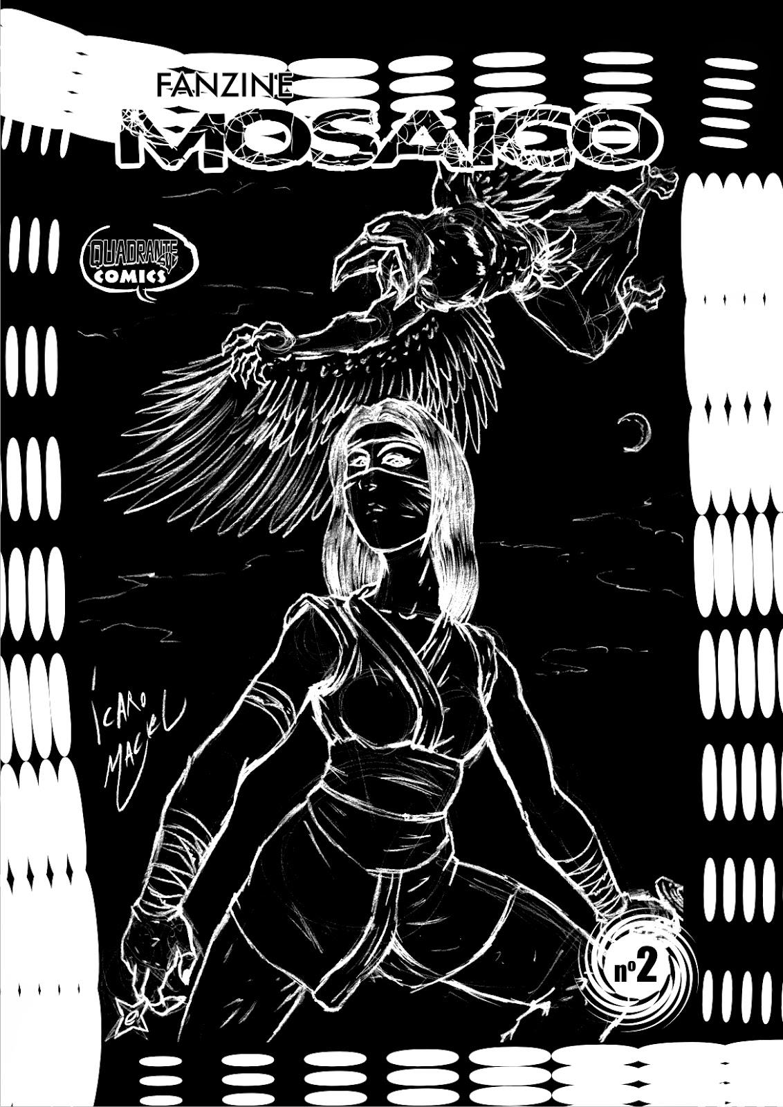 Fanzine Mosaico 02 - versão para impressão