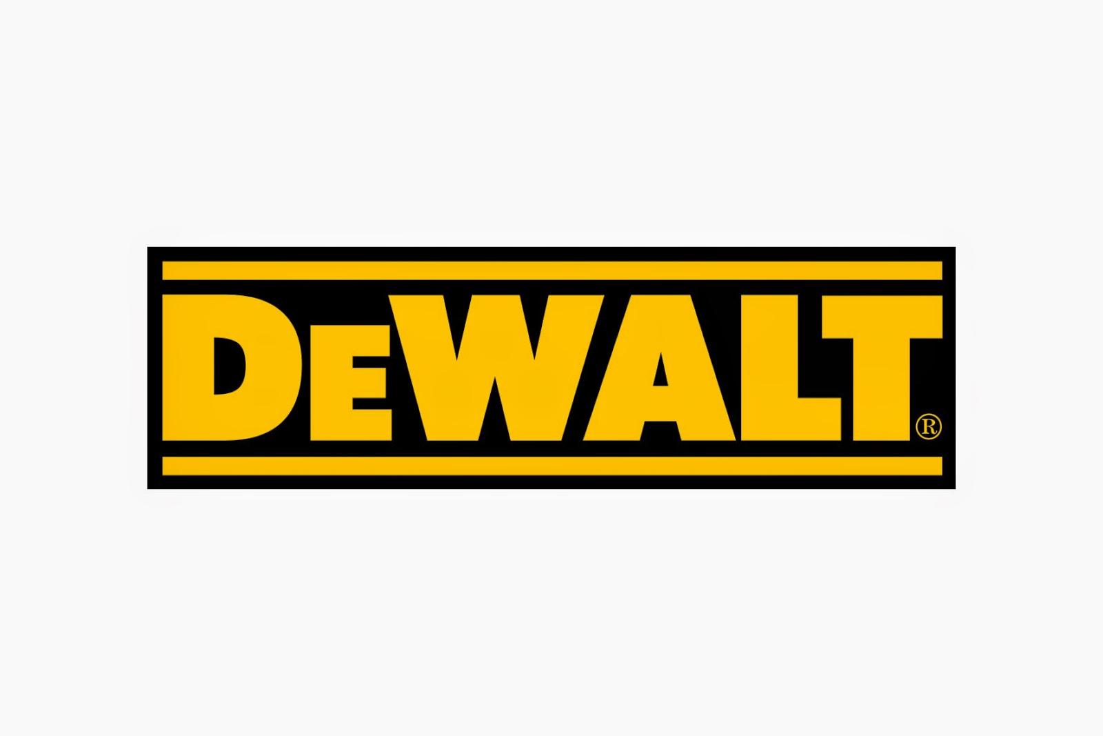 Dewalt Logo Vectors Free Download  seeklogo
