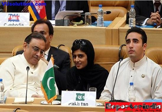 Hina Rabbani Khar And Bilawal Bhutto Hot Pictures Hina Rabbani Khar is having a