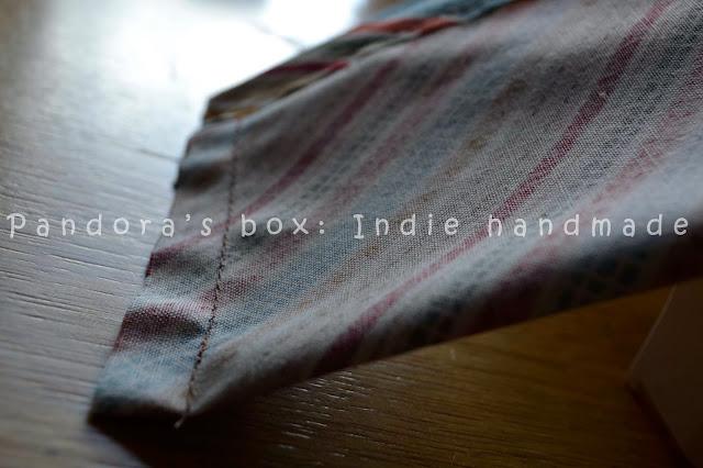 Drawstring bag: an easy tutorial