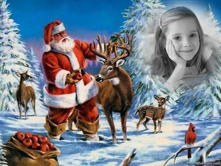 7 aplicaciones de foto montaje online para dise ar tus - Disenar tarjetas de navidad ...