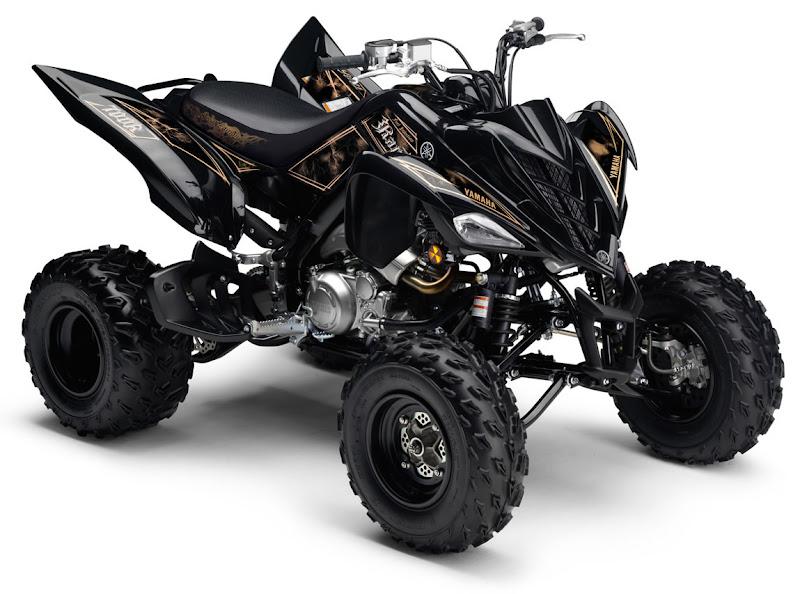 012 Yamaha Raptor 700R SE Picture