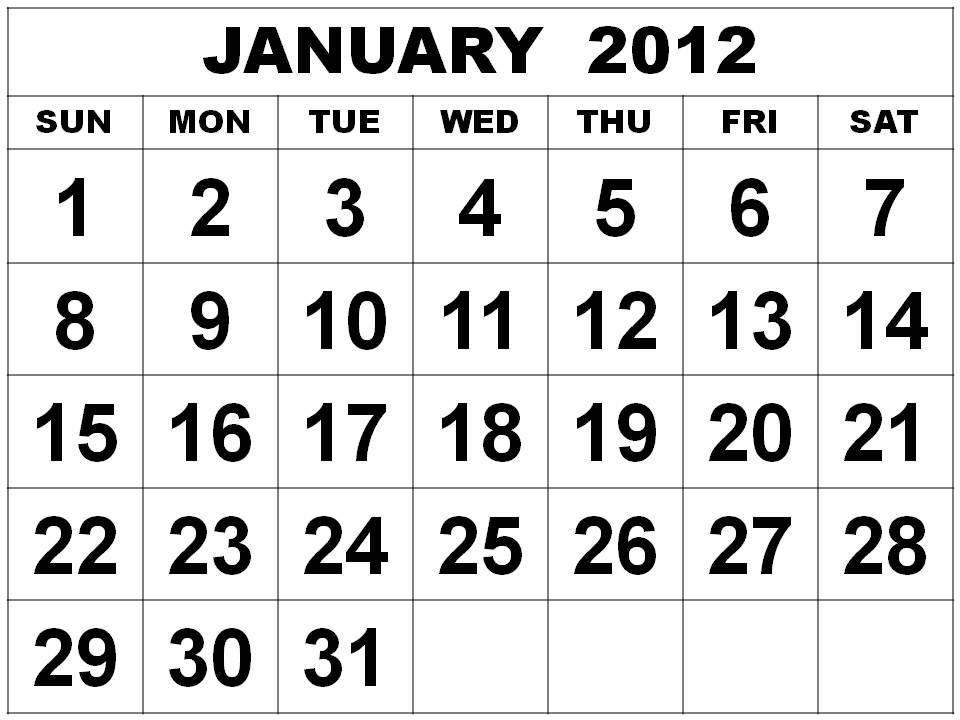 December Typable Calendar Template | Calendar Template 2016