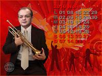 Funny postcard Noiembrie Emil Boc