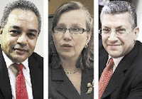 Miembros de la corte de apelaciones