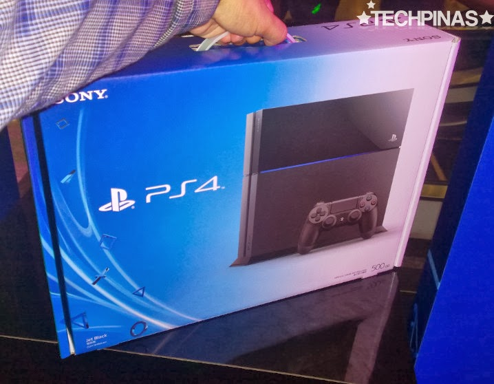 Sony PS4 Philippines, Sony PlayStation 4, PS4