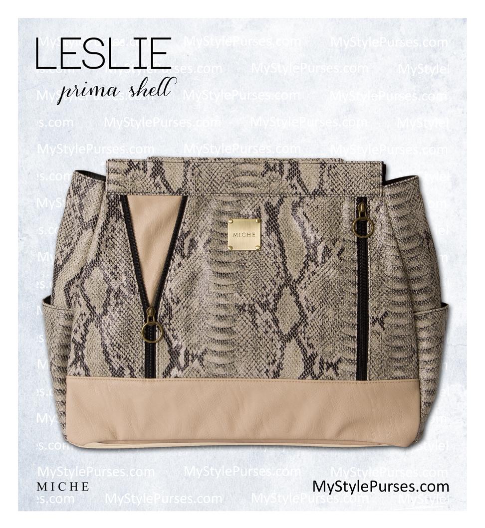 Miche Leslie Prima Shell   Shop MyStylePurses.com