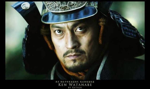Ken Watanabe - The Last Samurai