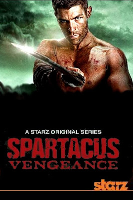 Watch Spartacus: Vengeance Season 2 Episode 9 Hollywood TV Show Online | Spartacus: Vengeance Season 2 Episode 9 Hollywood TV Show Poster