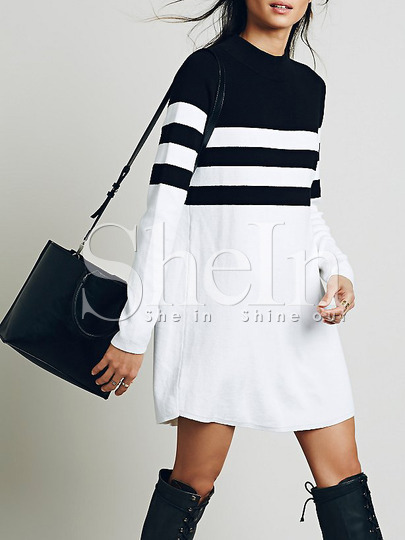 www.shein.com/White-Black-Long-Sleeve-Color-Block-Dress-p-244457-cat-1727.html?aff_id=1642