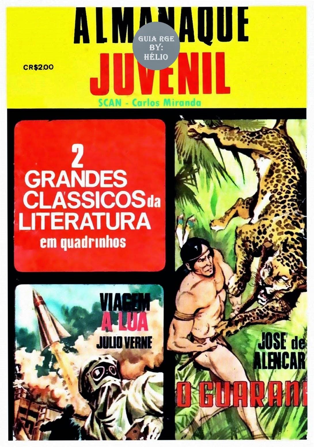O Guarani (1972)