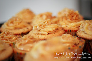 cupcake, receita, churro, doce de leite, doces, muffin