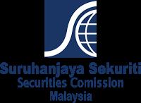 Jawatan Kerja Kosong Suruhanjaya Sekuriti Malaysia (SC) logo www.ohjob.info