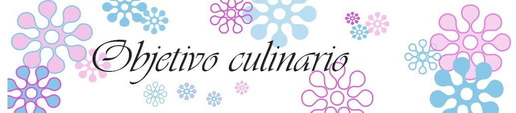 Objetivo culinario