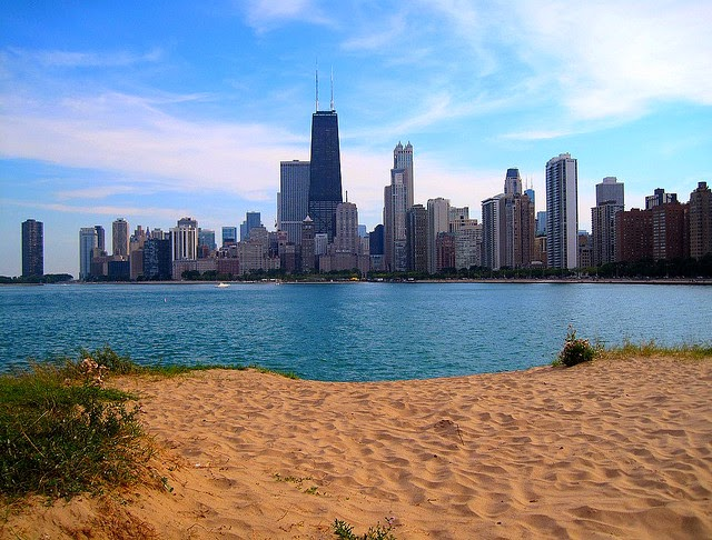 Chicago Ciudad de los Vientos