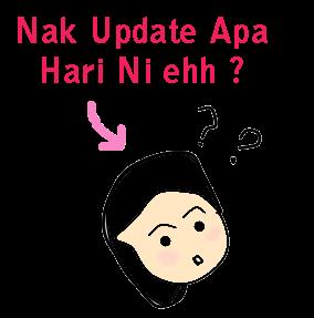 nak update blog