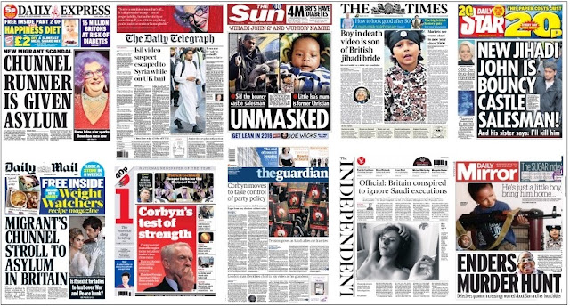 front pages 05-01-16