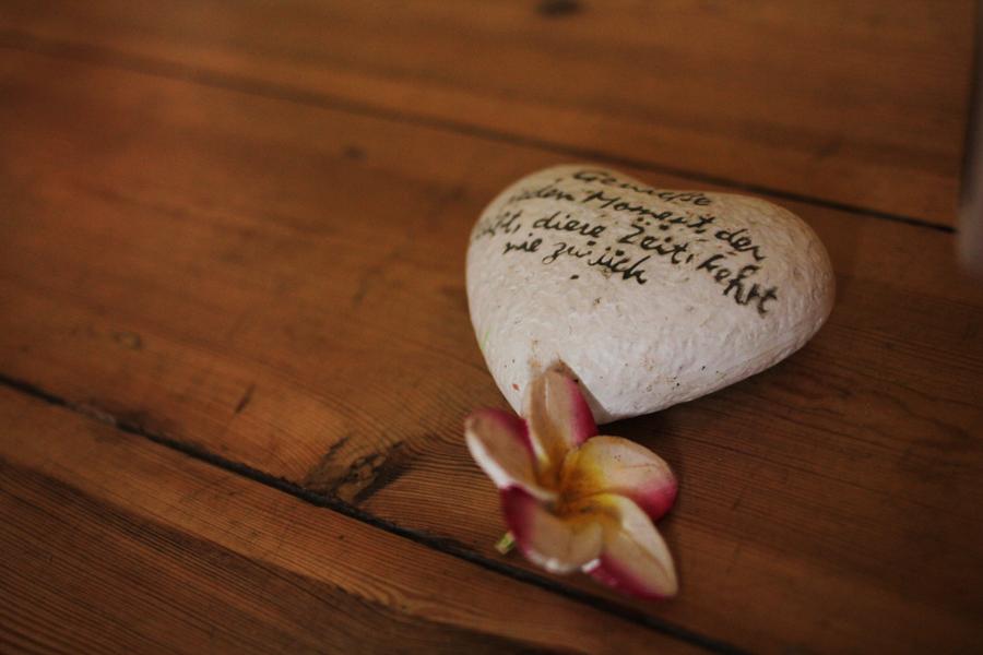 stein liebe herz