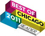 "Chicago Reader ""Best Place to Retro-fy Your Wardrobe"""