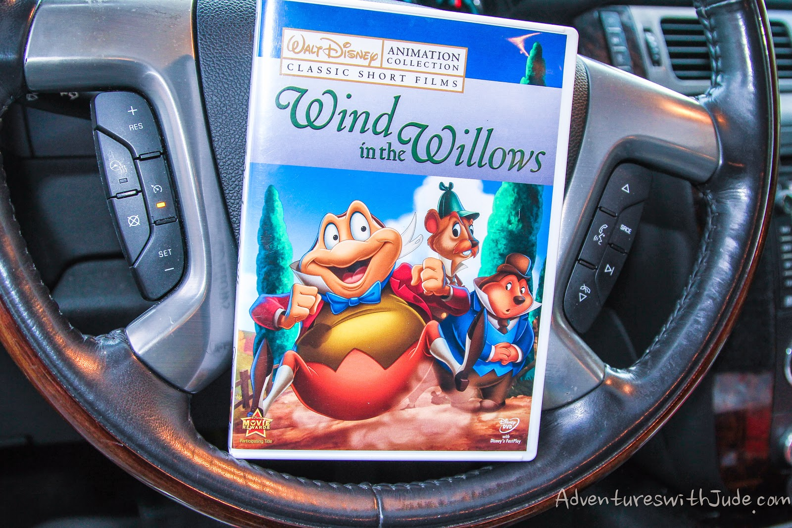 Disney Animation Classics The Wind in the Willows