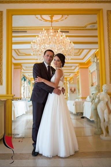 Сватбена Фотосесия Вила Марциана