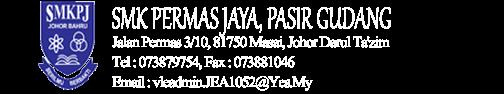 SMK PERMAS JAYA, PASIR GUDANG.