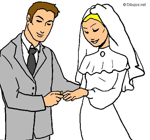 Matrimonio Catolico Para Colorear : Boletín ieg