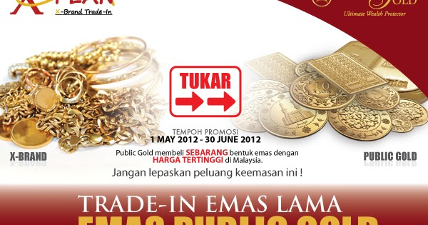 Trade In Emas Lama
