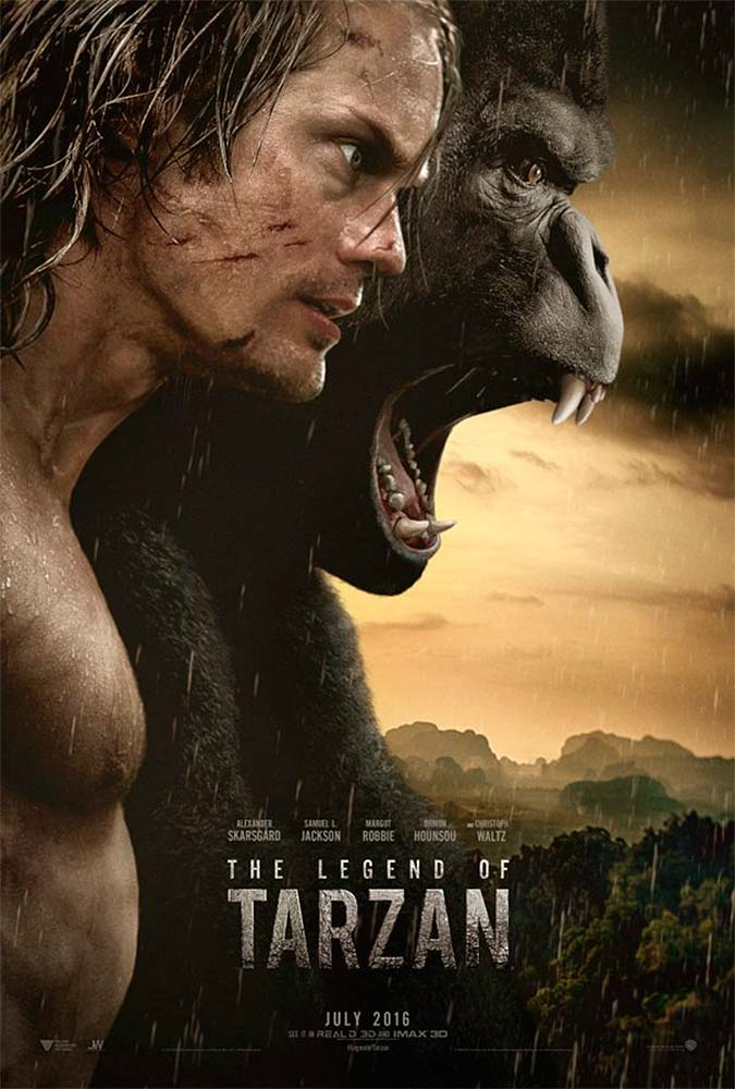 La Leyenda de Tarzan