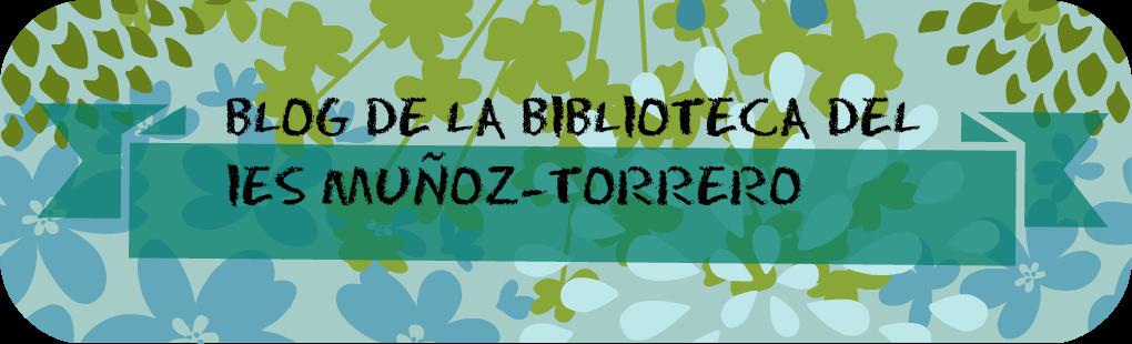 BIBLIOTECA IES MUÑOZ TORRERO