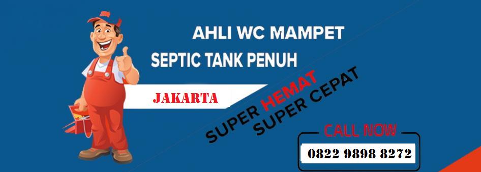 Sedot Wc Jakarta Selatan 0822 9898 8272