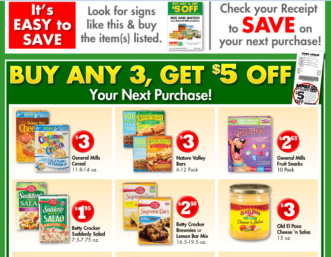 General mills coupons january 2018