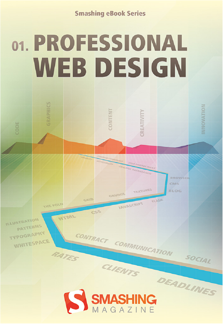 Title : Smashing Ebook #1 Profesional Web Design