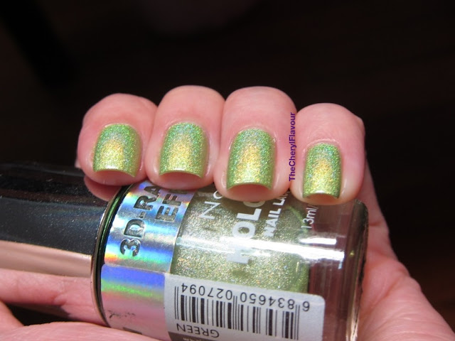 Nabi Holographic Green
