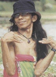 Saiful Apek positif dadah,rajalawak,gitu-gitu production,lawak king
