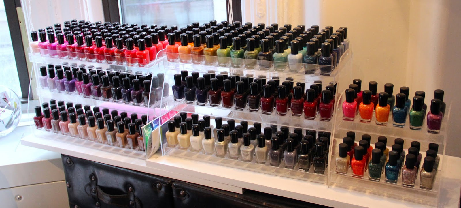 Zoya Nail Polishes Come in a