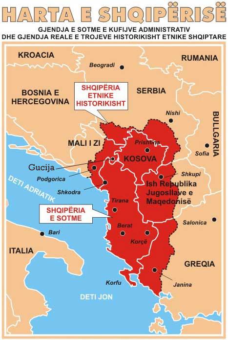 Historia - Shqipëria