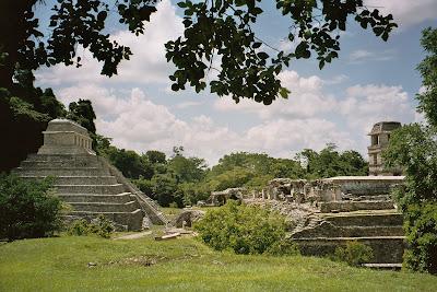 Viaggio a Palenque, Chiapas, Messico