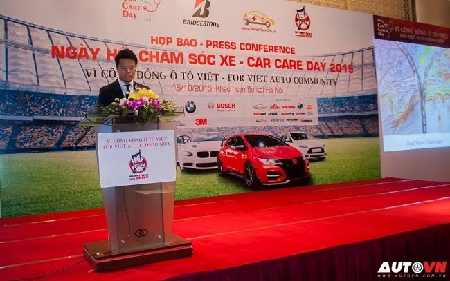 Ông Hiroyuki Saito, Tổng Giám đốc Bridgestone Việt Nam