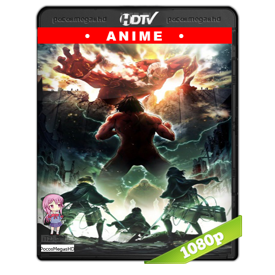 Attack On Titan Temp. 2 1080p 2017 Japones Subt Ep. 12 (Final de Temporada)