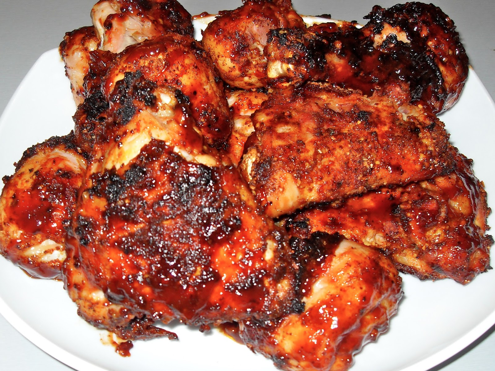 Marissa Says... | A Lifestyle Blog: The BEST Barbecue Chicken Ever