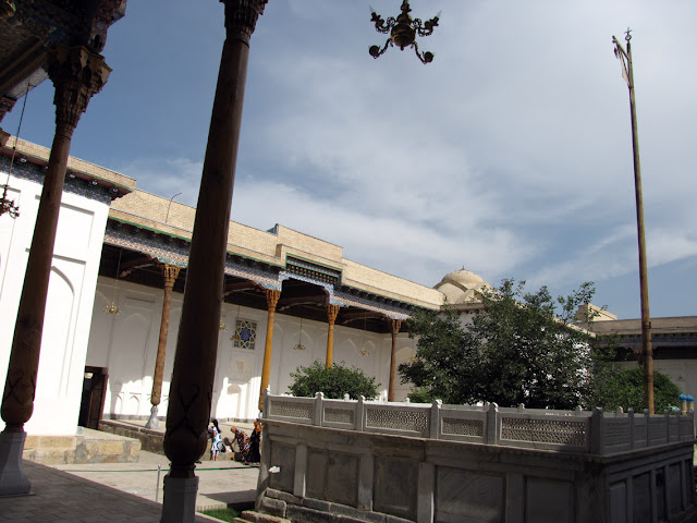 Uzbekistán, Bukhara - Mausoleo Bahuddin Naqshband