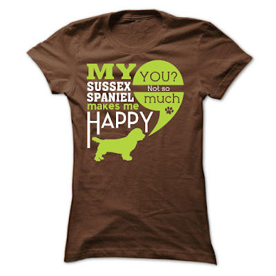 Sussex Spaniel Shirt